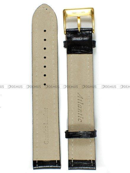 Pasek skórzany do zegarka Atlantic - L168.01.21G-XXL - 21 mm