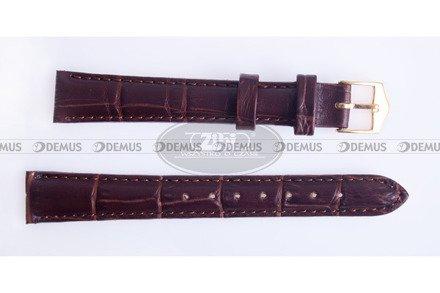 Pasek skórzany do zegarka Atlantic - L397.02.14G - 14 mm