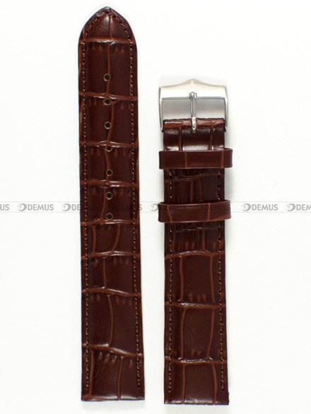 Pasek skórzany do zegarka Atlantic - L511.02.19S - 19 mm