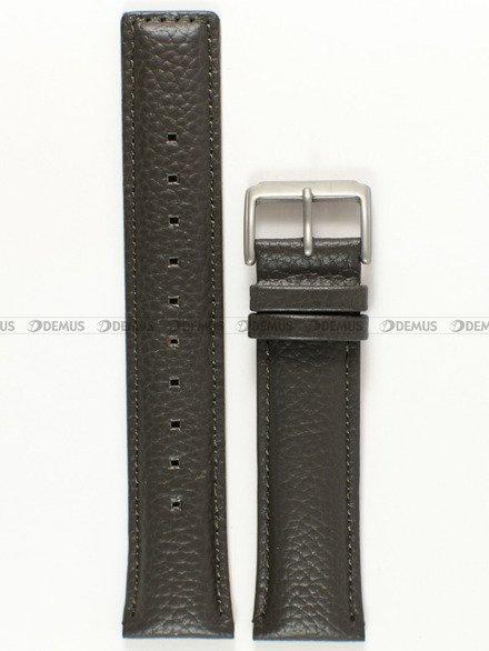Pasek skórzany do zegarka Bisset BSCE36 - ABP/E36 - 22 mm