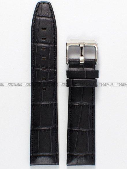 Pasek skórzany do zegarka Bisset - PB16.20.17 - 20 mm