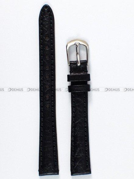Pasek skórzany do zegarka Bisset - PB90.12.1 - 12 mm