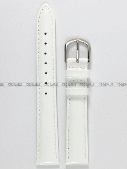 Pasek skórzany do zegarka Bisset - PB92.16.7 - 16 mm