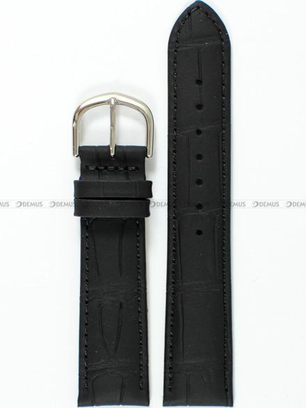 Pasek skórzany do zegarka Bisset - PB93.20.1 - 20 mm