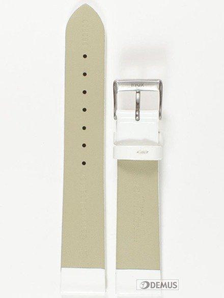 Pasek skórzany do zegarka Condor 669R.09.18.W - 18 mm
