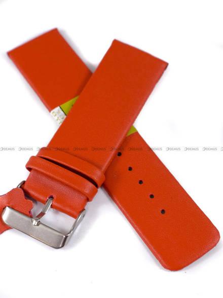 Pasek skórzany do zegarka - Diloy 327.24.12 - 24mm