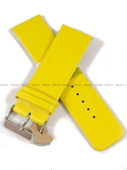 Pasek skórzany do zegarka - Diloy 327.26.10 - 26 mm