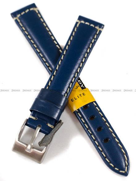 Pasek skórzany do zegarka - Diloy 363.16.5 - 16 mm