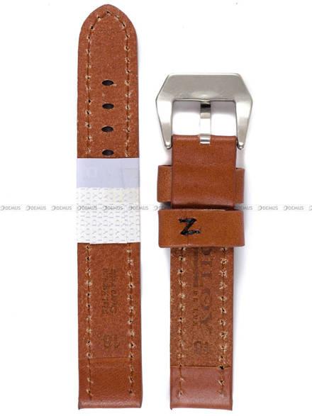 Pasek skórzany do zegarka - Diloy 384.18.8.1 - 18mm