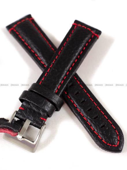 Pasek skórzany do zegarka - Diloy 394.20.1.6 - 20 mm