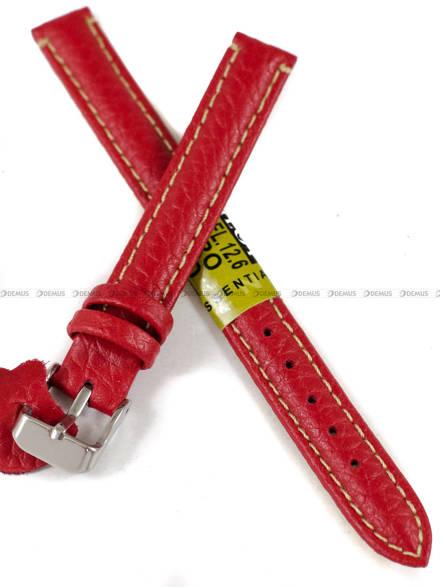 Pasek skórzany do zegarka - Diloy P206EL.12.6 - 12 mm