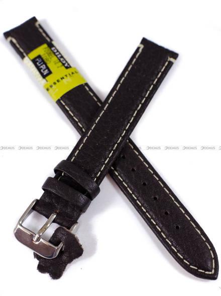Pasek skórzany do zegarka - Diloy P206EL.16.2 - 16mm