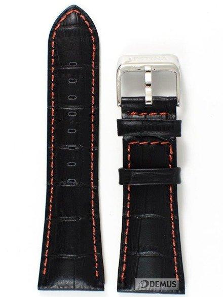 Pasek skórzany do zegarka Festina F16235 - P16235-3 - 28 mm