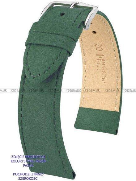 Pasek skórzany do zegarka - Hirsch Osiris 03433140-2-12 - 12 mm