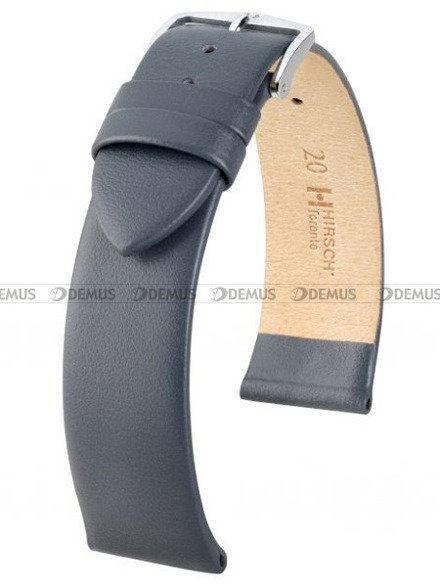 Pasek skórzany do zegarka - Hirsch Toronto 03702030-2-16 - 16 mm