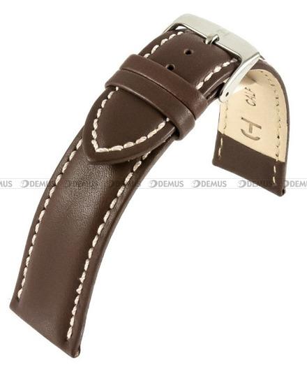 Pasek skórzany do zegarka - Horido 0147.02.22S - 22 mm