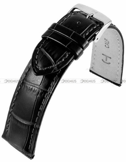 Pasek skórzany do zegarka - Horido 0189.01.20S - 20 mm