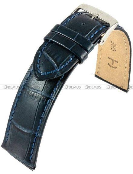 Pasek skórzany do zegarka - Horido 0189.05.20S - 20 mm