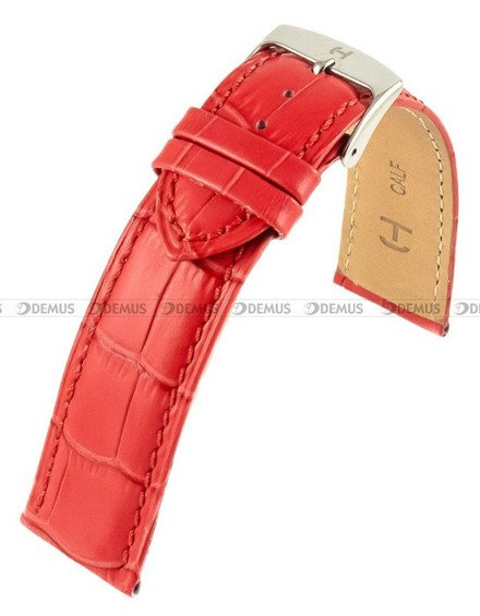 Pasek skórzany do zegarka - Horido 0189.06.20S - 20 mm
