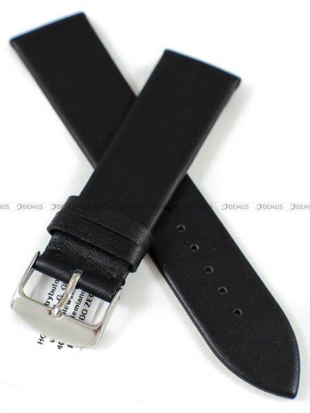 Pasek skórzany do zegarka - Horido 0203.01.22S - 22 mm