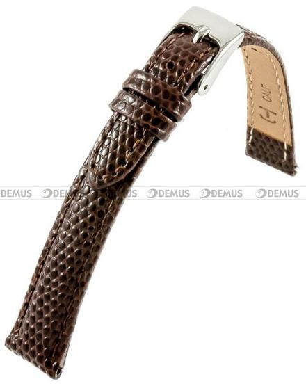 Pasek skórzany do zegarka - Horido D0065.02.14S - 14 mm