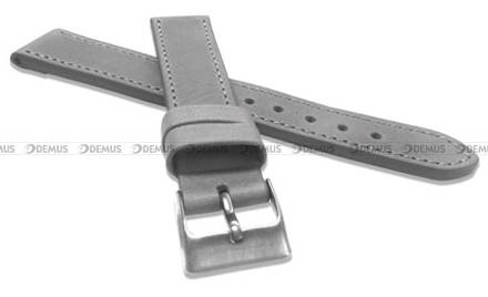 Pasek skórzany do zegarka - LAVVU LSAUA18 - 18 mm