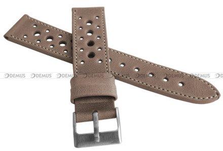 Pasek skórzany do zegarka - LAVVU LSGUF20 - 20 mm