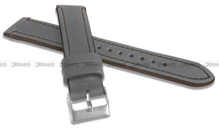 Pasek skórzany do zegarka - LAVVU LSPAC20 - 20 mm
