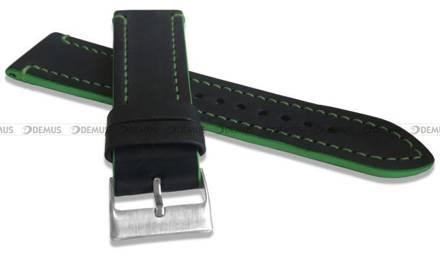 Pasek skórzany do zegarka - LAVVU LSPBG22 - 22 mm