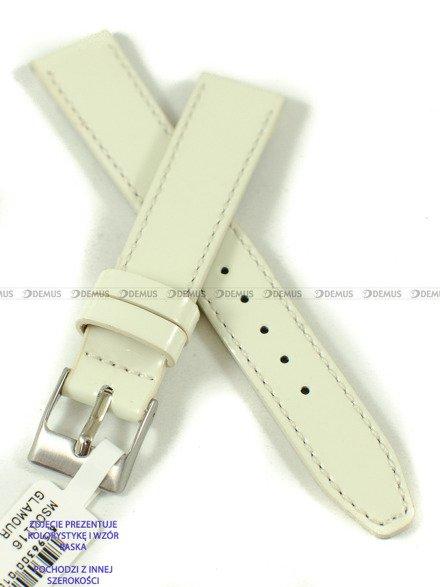 Pasek skórzany do zegarka - Minet MSOUI12 - 12 mm