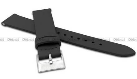 Pasek skórzany do zegarka - Minet MSSEN20 - 20 mm