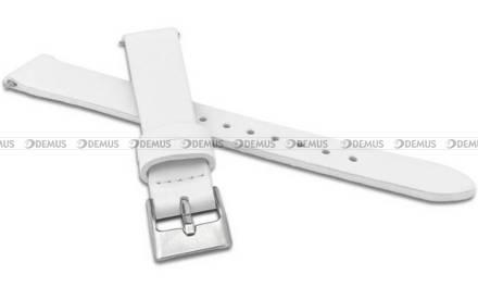 Pasek skórzany do zegarka - Minet MSSEW16 - 16 mm