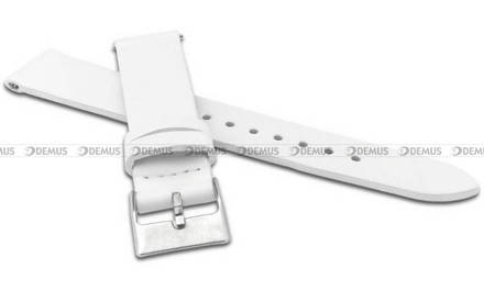 Pasek skórzany do zegarka - Minet MSSEW20 - 20 mm