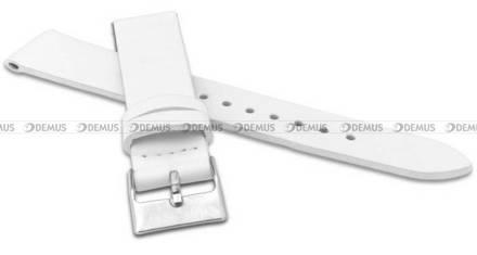 Pasek skórzany do zegarka - Minet MSSUW18 - 18 mm