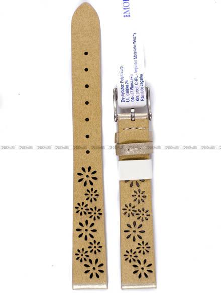 Pasek skórzany do zegarka - Morellato A01D5256C47010CR14 - 14 mm