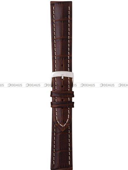 Pasek skórzany do zegarka - Morellato A01U3252480032 - 22 mm
