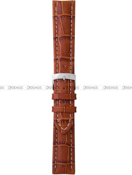 Pasek skórzany do zegarka - Morellato A01U3252480041 - 22 mm