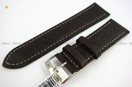 Pasek skórzany do zegarka - Morellato A01U3689A38032CR18 18 mm