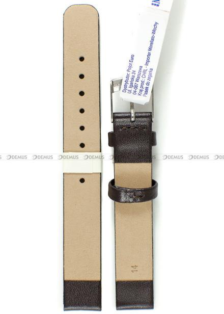 Pasek skórzany do zegarka - Morellato A01X3076875032CR14 - 14 mm