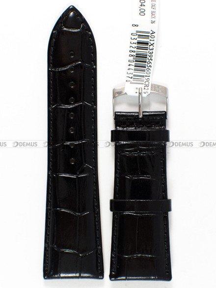 Pasek skórzany do zegarka - Morellato A01X3395656019 26mm