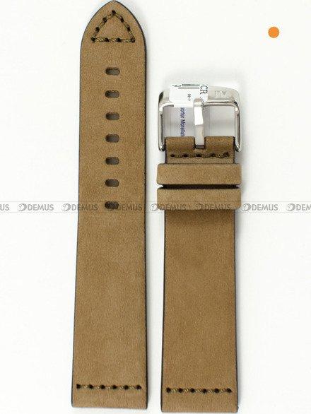 Pasek skórzany do zegarka - Morellato A01X4683B90027CR24 - 24 mm