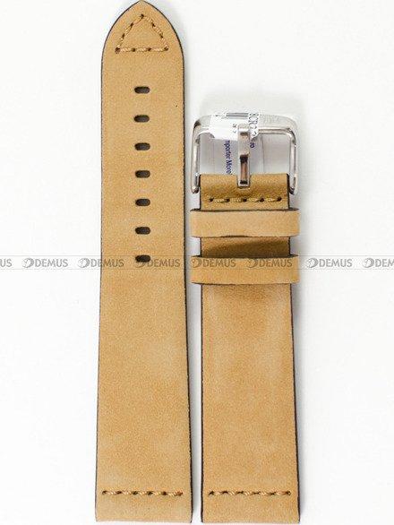 Pasek skórzany do zegarka - Morellato A01X4683B90028CR22 - 22 mm
