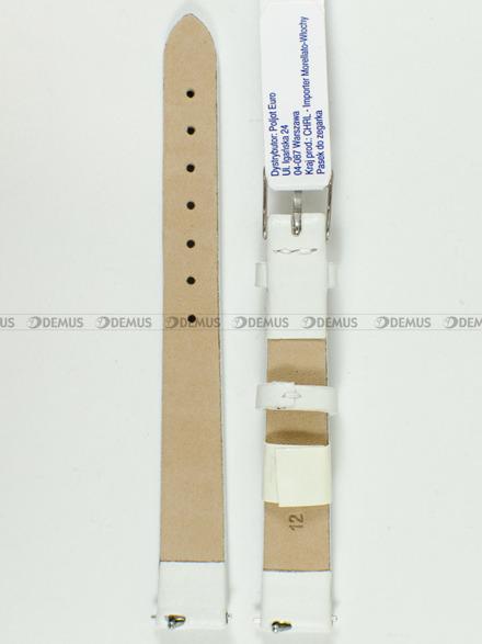 Pasek skórzany do zegarka - Morellato A01X5200875017CR12 - 12 mm