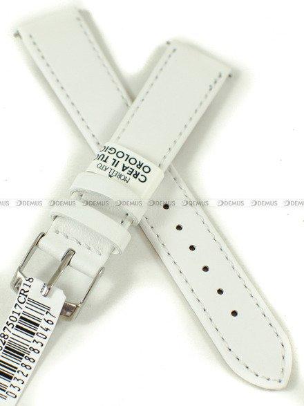 Pasek skórzany do zegarka - Morellato A01X5202875017CR18 - 18 mm