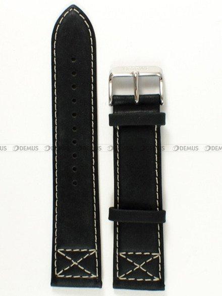 Pasek skórzany do zegarka - Orient SEM7A007B8 UDEANSB - 22 mm