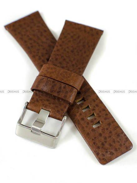 Pasek skórzany do zegarka - PT52.28.2 - 28 mm