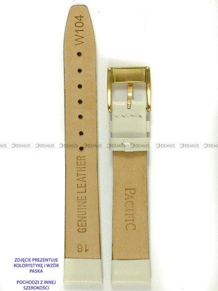 Pasek skórzany do zegarka - Pacific W104.20.71 - 20 mm