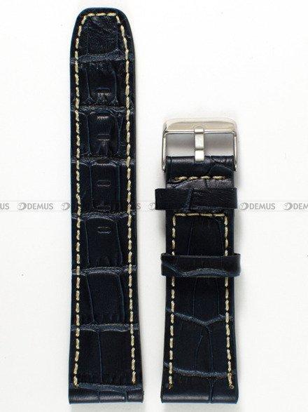 Pasek skórzany do zegarka - Pacific W11.22.5.7 - 22 mm