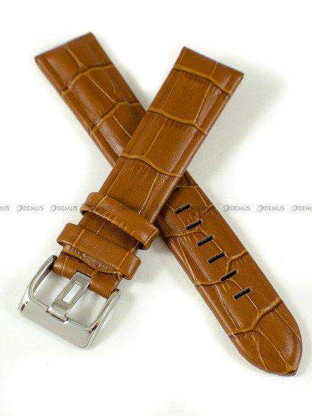Pasek skórzany do zegarka - Pacific W116.20.3 - 20 mm
