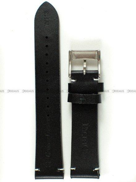 Pasek skórzany do zegarka - Pacific W118.20.1.7 - 20 mm